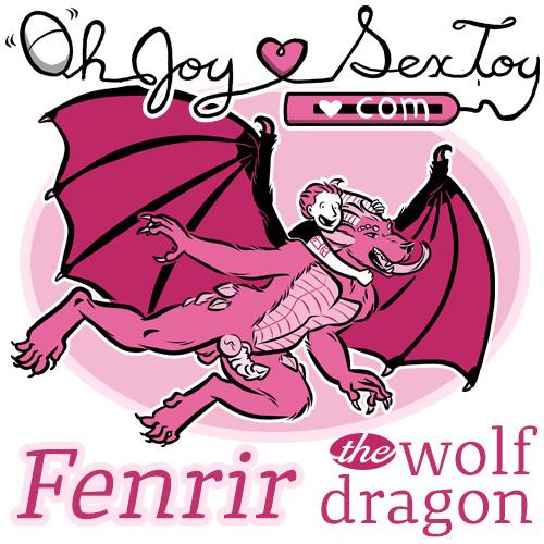 Fenrir the Wolfdragon