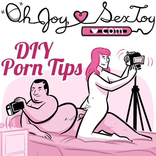 How to Make Hot Homemade Porn
