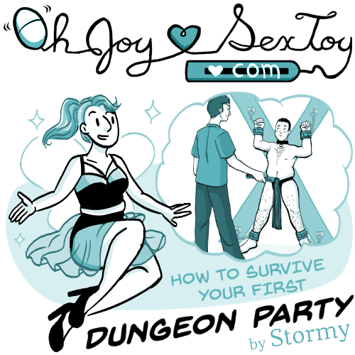 How to Survive a Dungeon Party by Stormy