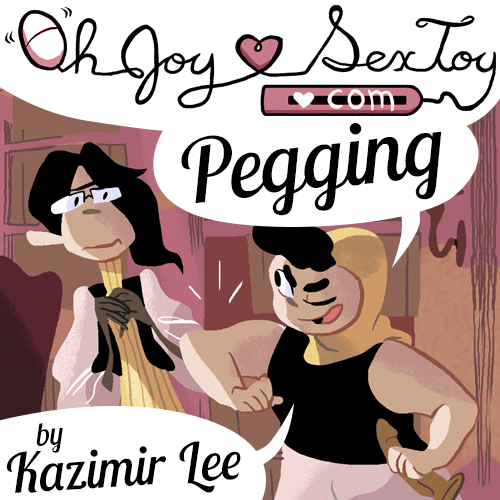 Pegging by Kazimir Lee