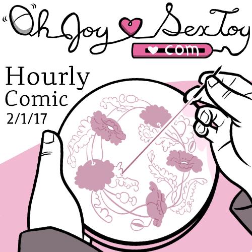 Hourly Comics Day, 2017