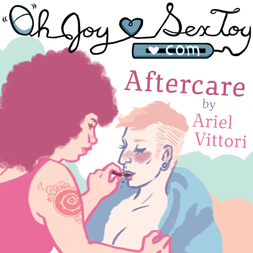Aftercare by Ariel Vittori