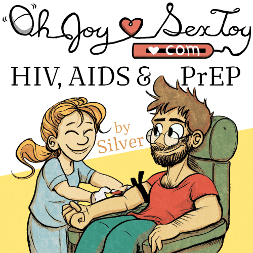 AIDS, HIV and PrEP by Silver