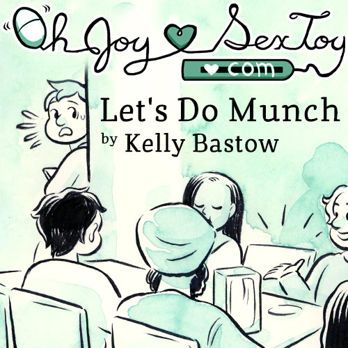 Let's Do Munch by Kelly Bastow