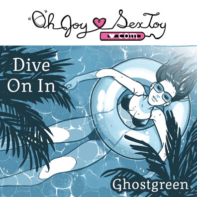 Dive On In by ghostgreen